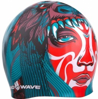 Mad Wave Tribe Swim Cap