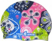 Mad Wave Melancholic Swim Cap