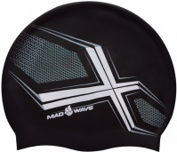 Mad Wave Spyder Swim Cap