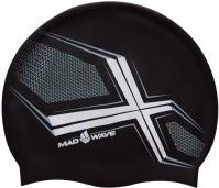 Mad Wave Spyder Swim Cap