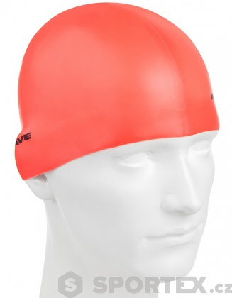 Mad Wave Neon Swim Cap