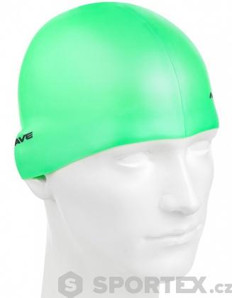 Mad Wave Neon Swim Cap