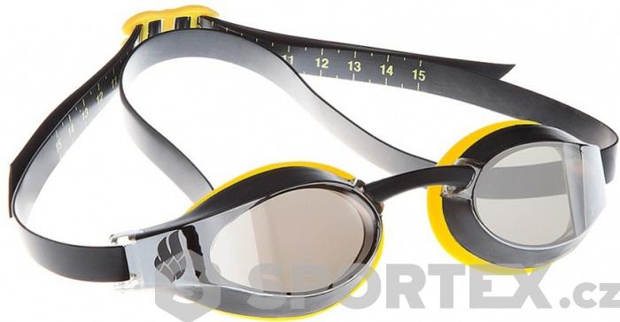 Mad Wave X-Look Mirror Racing Goggles