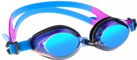 Mad Wave Aqua Rainbow Goggles Junior