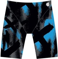 Mad Wave Antichlor X-Man Jammer Blue/Black