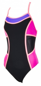 Funkita Colour Block Pink Shadow