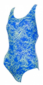 Speedo Boom Allover Splashback blue