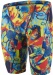 Speedo Blast Boom Allover V Jammer Teen Navy/Siren/Citron