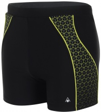 Aqua Sphere Onyx Aqua Fit Boxer Black/Bright Green