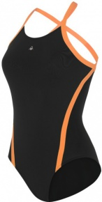 Aqua Sphere Kiony Aqua Infinity Black/Bright Orange