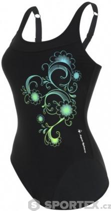 Aqua Sphere Tais Aqua Fit Black/Turquoise