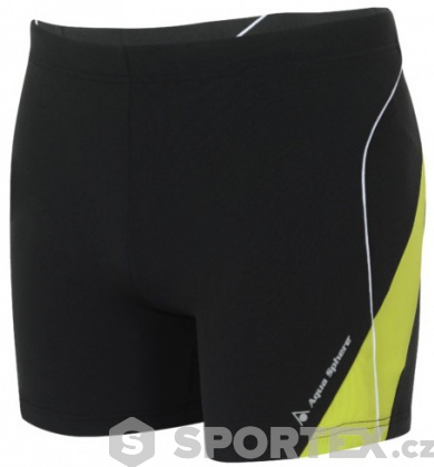 Aqua Sphere Dario Repreve Black/Bright Green