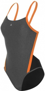 Aqua Sphere Cindy Vita Chine Black/Orange