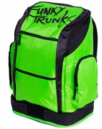 Funky Trunks Backpack Electric Lime