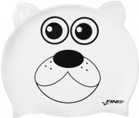 Finis Animal Heads Polar Bear