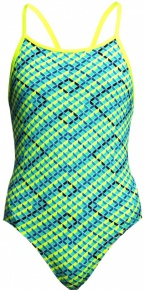 Funkita Celsius Diamond Back One Piece Girls