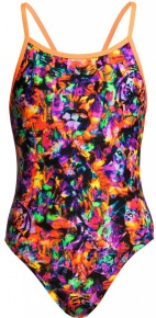 Funkita Predator Party Single Strap One Piece Girls