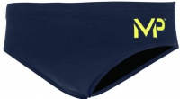 Michael Phelps Solid Brief Navy