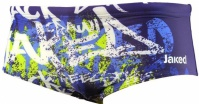 Jaked Tag Trunk Blue