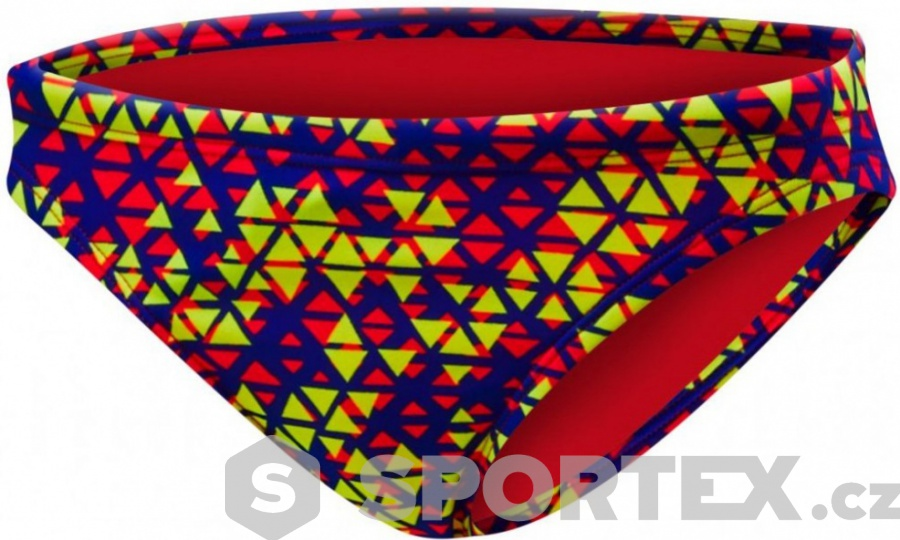 Tyr Modena Mini Bikini Bottom Red Yellow  c9f39624c1