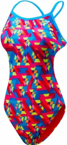Tyr Le Reve Trinityfit Pink/Turquoise