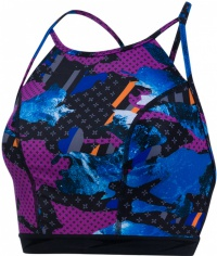 Speedo Stormza Tank Top Black/Grey/Ultramarine/Diva/White