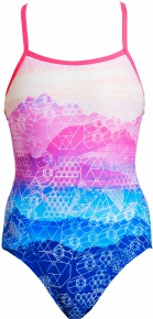 Funkita Mount Up Single Strap One Piece