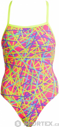 Funkita Bound Up Strapped In One Piece Girls