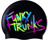 Funky Trunks Trunk Tag Swimming Cap