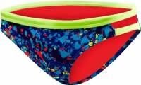 Tyr Oceania Cove Mini Bikini Bottom Blue