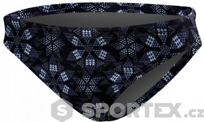 Tyr Lula Bikini Bottom Edessa Black/Grey