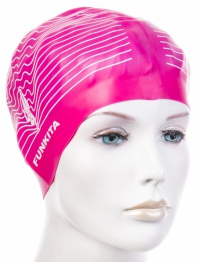 Funkita Swim Lines Swimming Cap