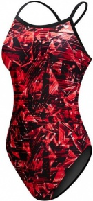 Tyr Vitrum Diamondfit Red