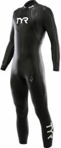 Tyr Hurricane Wetsuit Cat 2 Men Black/Grey