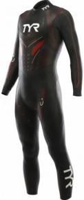 Tyr Hurricane Wetsuit Cat 5 Men Black/Red