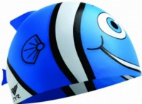 Tyr Silicone Cap Happy Fish