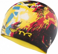 Tyr The King Swim Cap