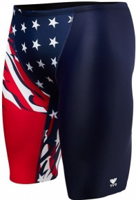 Tyr Allegiance Jammer Red/White/Blue