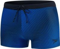 Speedo Valmilton Aquashort Powerblue Black/Bondi Blue