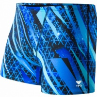 Tyr Contact Boxer Blue