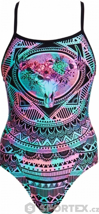 Funkita Crown Princess Single Strap One Piece  641be5337b