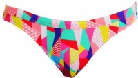 Funkita Pastel Patch Hipster Brief