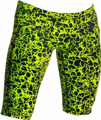 Funky Trunks Coral Gold Training Jammer Boys