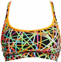 Funkita Strapped In Sports Top