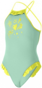 Aqua Sphere Liloo Aqua First Girl Turquoise/Bright Yellow