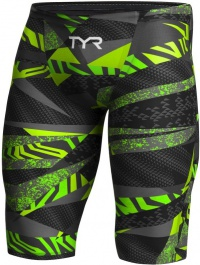 Tyr Avictor Male Short Black/Green