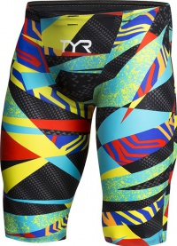 Tyr Avictor Male High Short Black/Multi