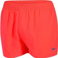 Speedo Fitted Leisure 13 Watershort Fluo Red