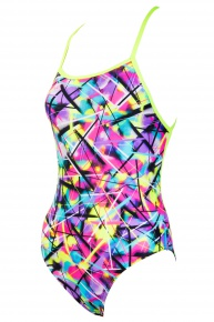 Funkita Spray On Strapped In 1 Piece girls