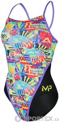 Michael Phelps Riviera Racing Back Multicolor/Black